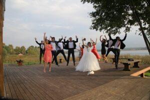 קליפ בהפתעה לחתונה