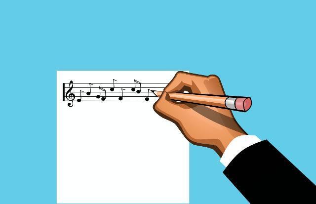 כתיבת מילים מקוריות לשיר