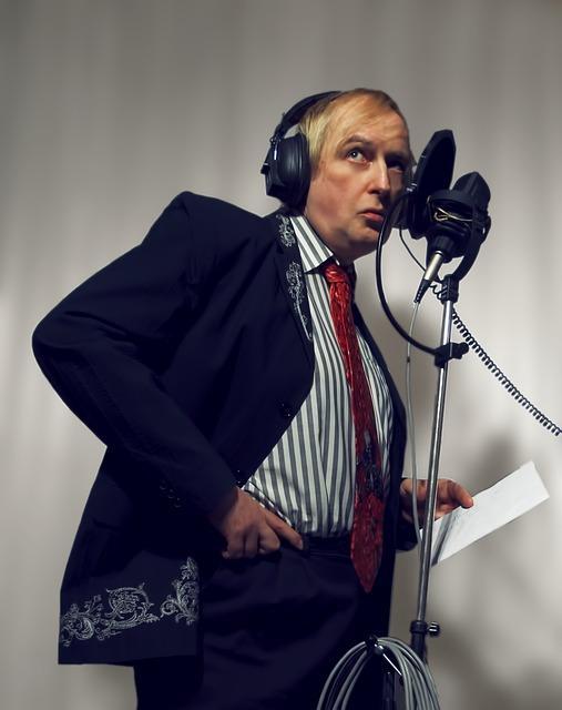 קליפ ליפסינק באולפן הקלטות