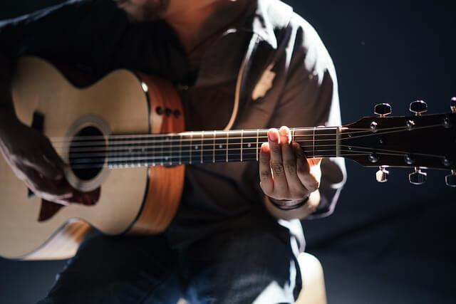 הקלטת גיטרה קלאסית