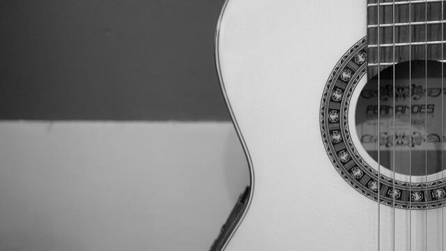 הקלטת גיטרה באולפן