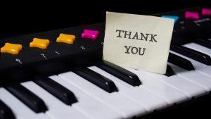 שיר תודה