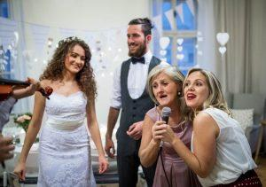 הקלטת שיר חתונה